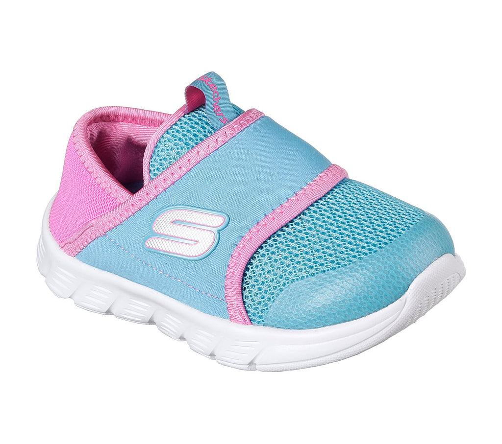 SKECHERS - INFANT SHOES - SKECHERS COMFY FLEX - SPARKLE STRIDES - The BCode