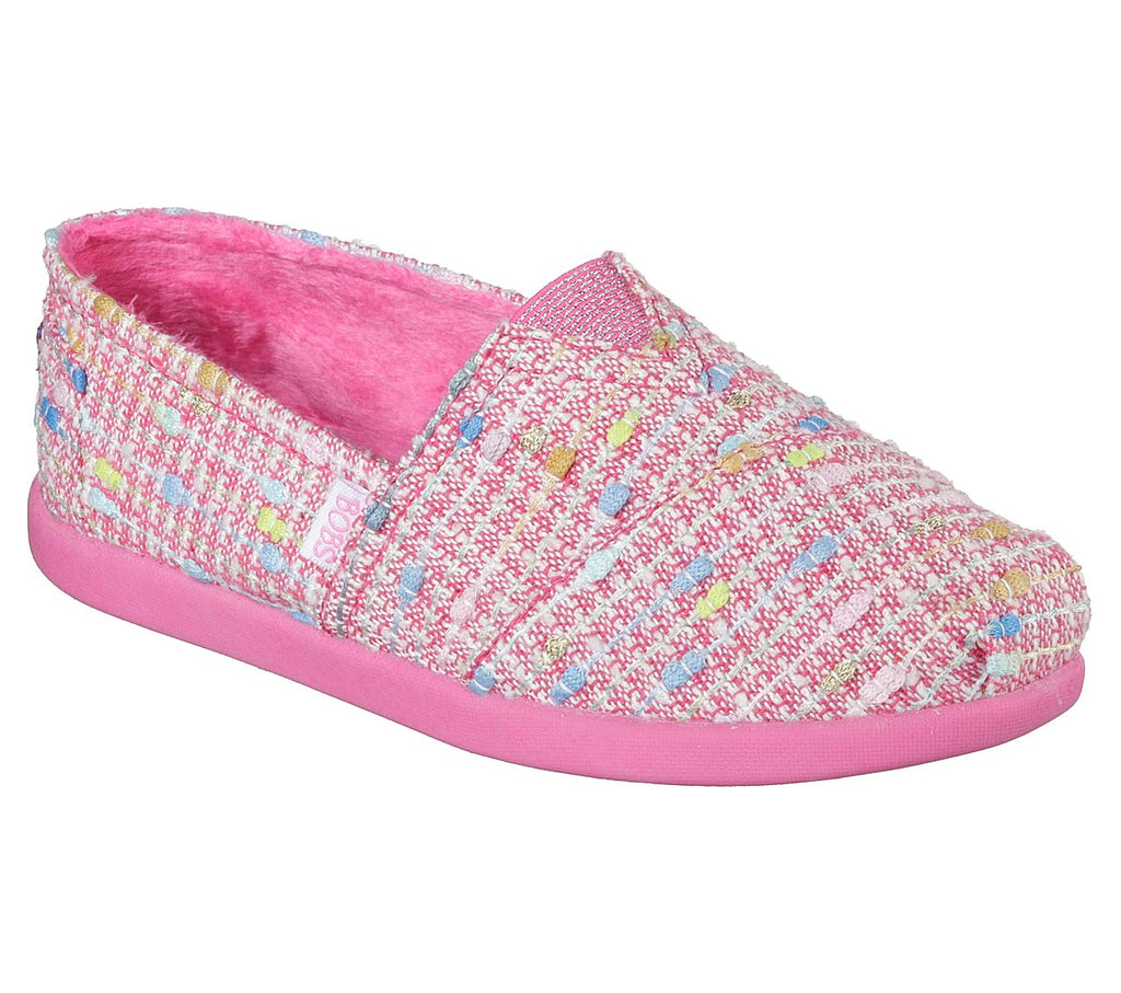 SKECHERS - CHILDREN SHOES - SKECHERS BOBS WORLD - BOUCLE DAY - The BCode