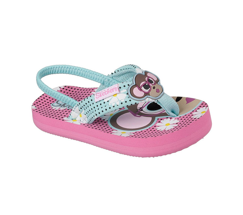 SKECHERS WATERLILLY - FURRY FACES