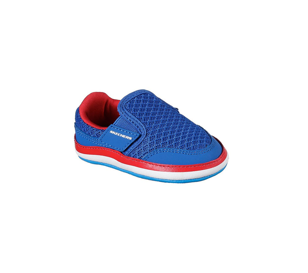 SKECHERS - INFANT SHOES - SKECHERS BIG STEPZ - The BCode