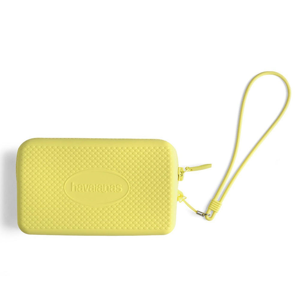 HAVAIANAS MINI BAG - POLLEN YELLOW