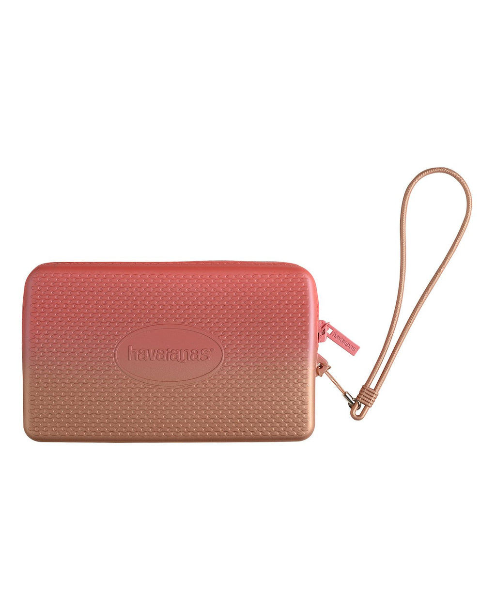 HAVAIANAS MINI BAG PLUS COOL METALLIC - GOLDEN BLUSH.PINK