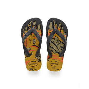 HAVAIANAS KIDS RADICAL - NEW GRAPHITE