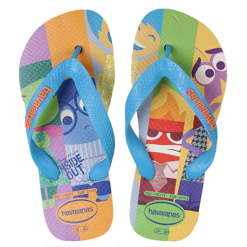 HAVAIANAS KIDS DIVERTIDAMENTE - CITRUS YELLOW