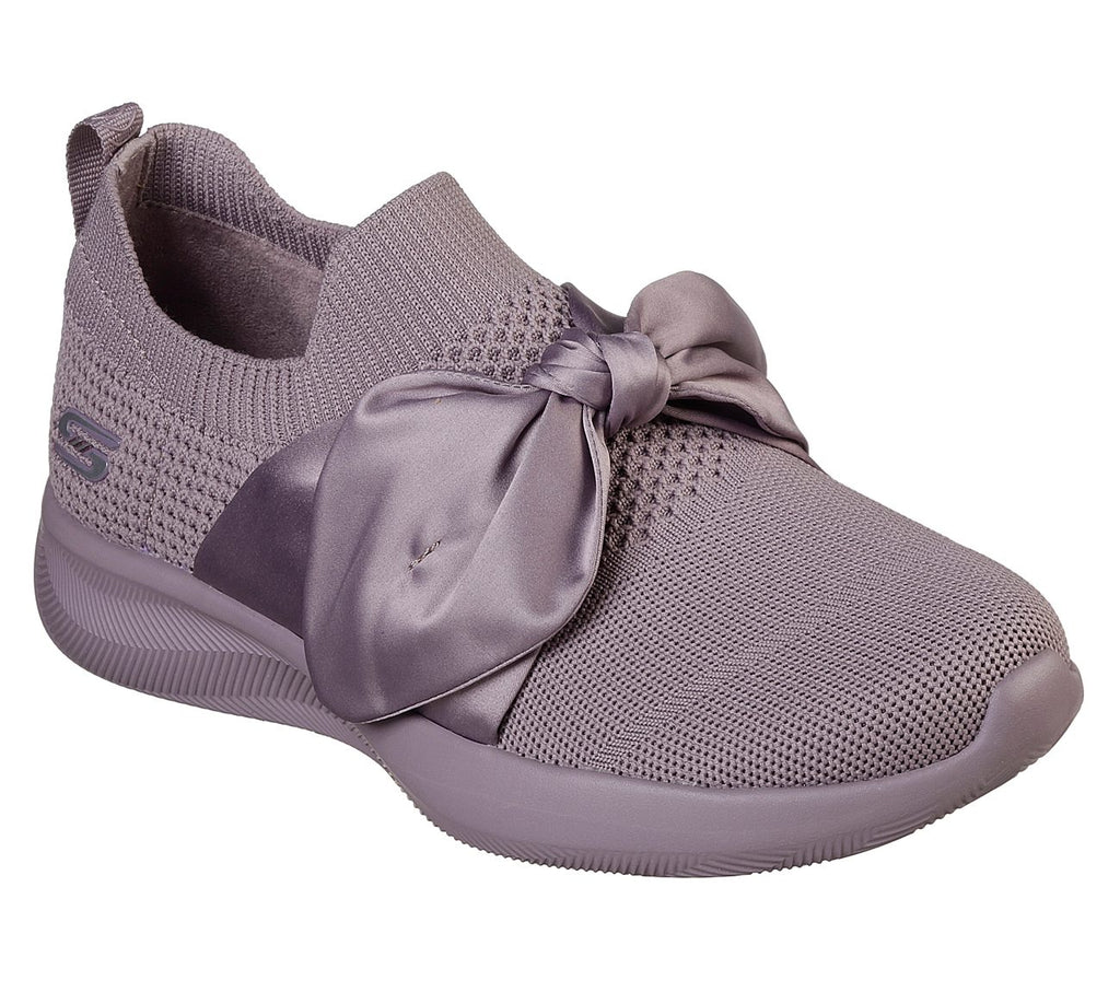 SKECHERS BOBS SPORT SQUAD 2 - BOW BEAUTY