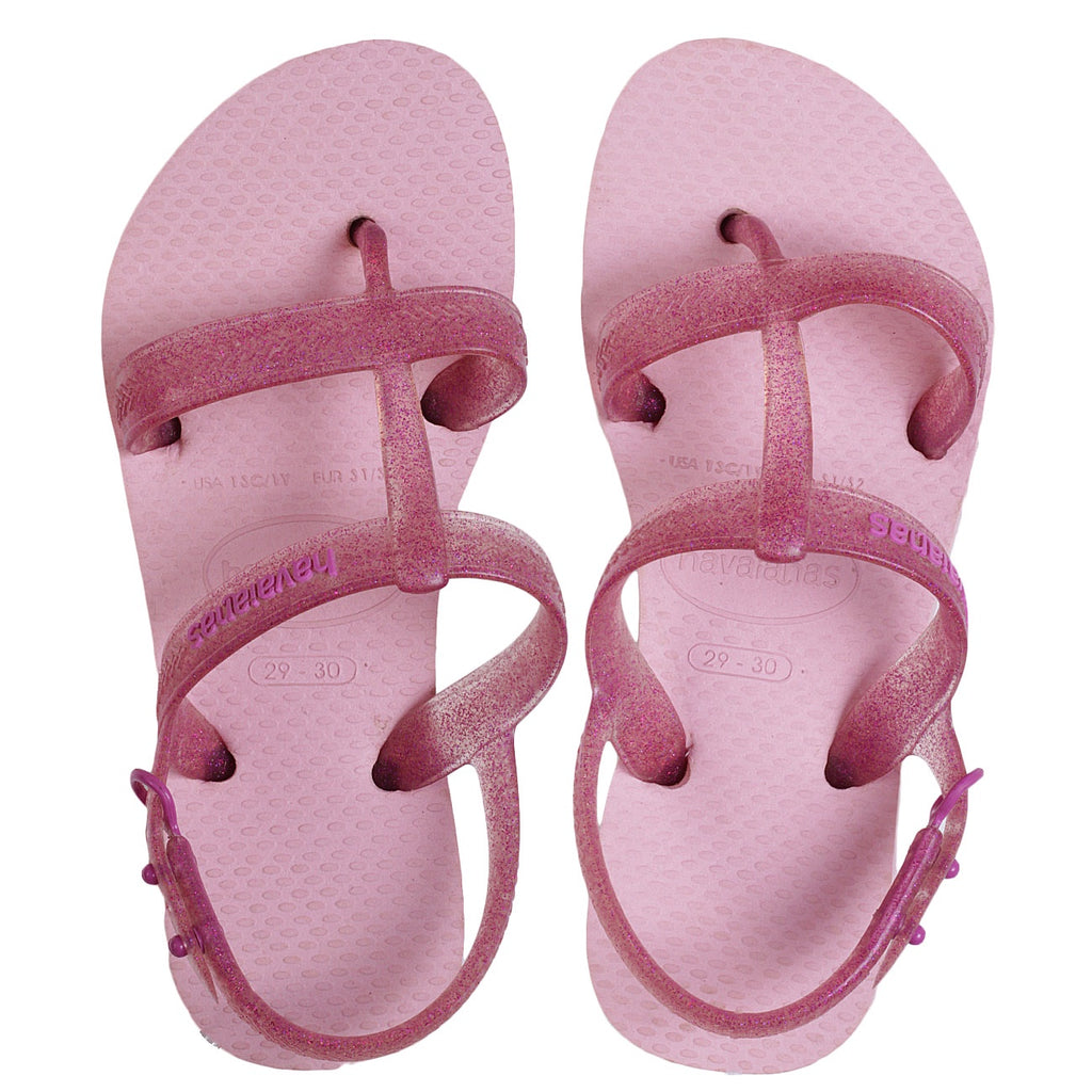 HAVAIANAS KIDS JOY - CRYSTAL ROSE