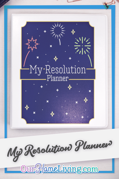 My Resolution Planner