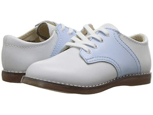 Cheer Saddle Oxfords Light Blue