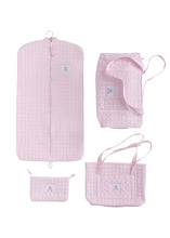 Load image into Gallery viewer, LE Ballet Pink Duffle Bag