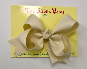Solid Bow Medium