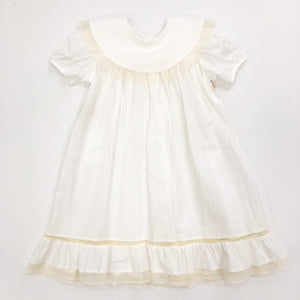 White Sawyer Float Dress