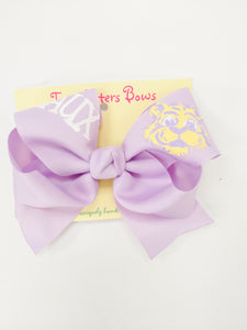 Pixie Lilly Game Day Bow