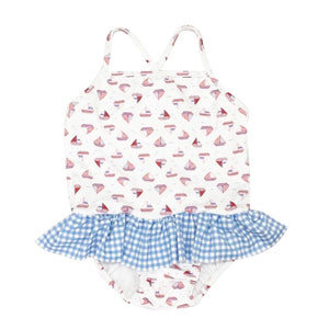 Lainey Swim Sailboats
