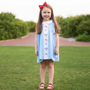Patriotic Parade Dress