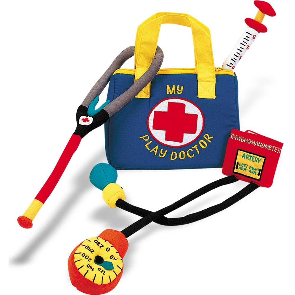 Play Doctor Soft Toy Bag