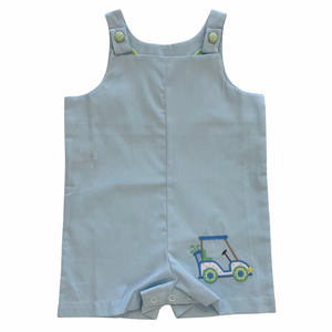 Golf Cart Shortall Blue
