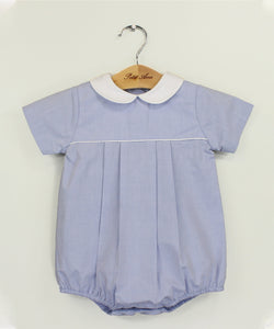 Chambray Collared Bubble