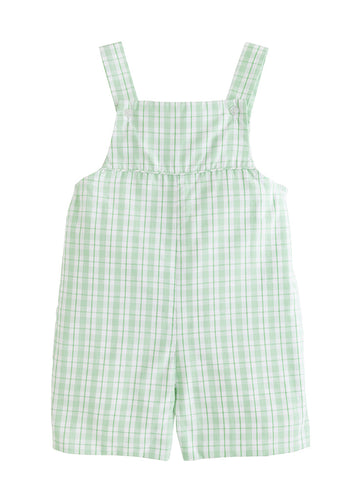 Hampton Shortall Green Plaid