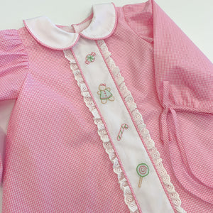 Pink Christmas Treats Dress