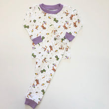 Load image into Gallery viewer, Mardi Gras 2pc Pajamas