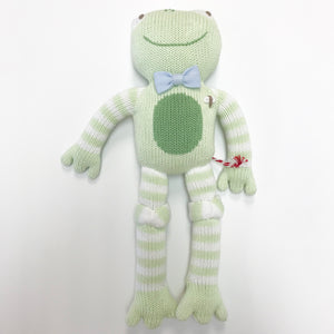 Freddy the Frog Doll 12""