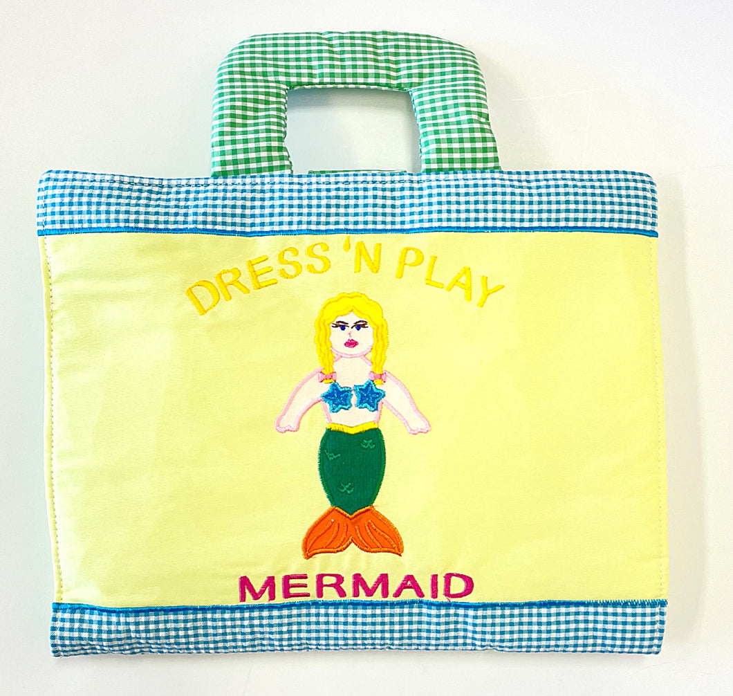 Dress and Play Mermaid Bag