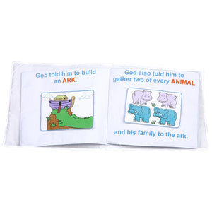 The Story of Noah Play Book
