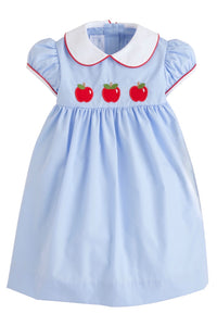 Poppy Apple Dress