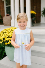Load image into Gallery viewer, Bellemeade Dress- Blue/Yellow