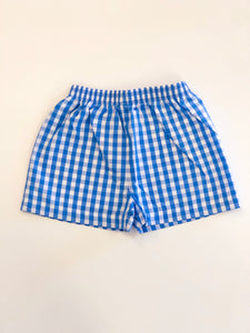 Reagan Blue Short