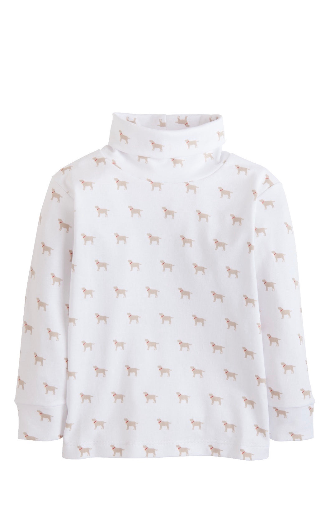 Lab Printed Turtleneck- Boy