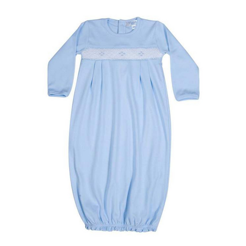 NP Blue Diamond Baby Gown