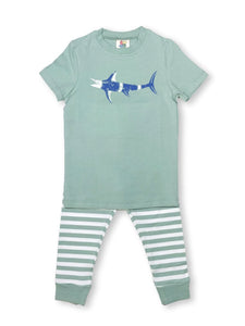 Marlin Short Sleeve Pajamas
