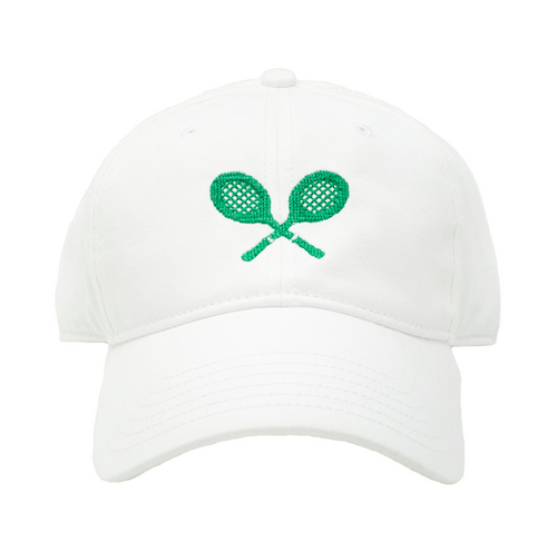 Tennis Needlepoint Hat