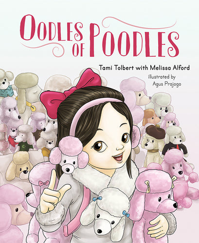 Oodles of Poodles Book