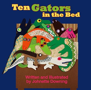 Ten Gators in the Bed Book