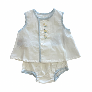 Duckie Diaper Set Boy