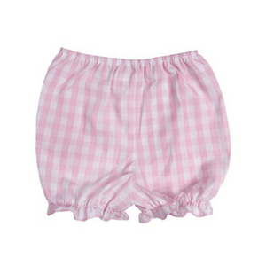 Munro Bloomer Pink Plaid