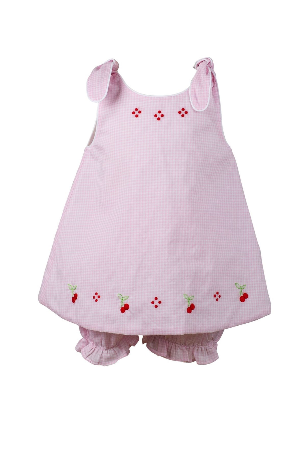 Philippa Cherry Bloomer Set