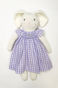 Bunny in Dress Purple