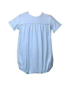 Light Blue Pima Knit Bubble
