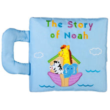 Load image into Gallery viewer, The Story of Noah Play Book