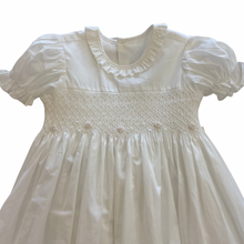 Load image into Gallery viewer, White Penelope Dress