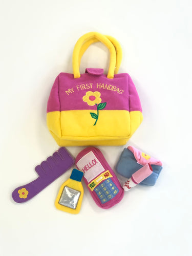 My First Hand Bag- Soft Play Purse