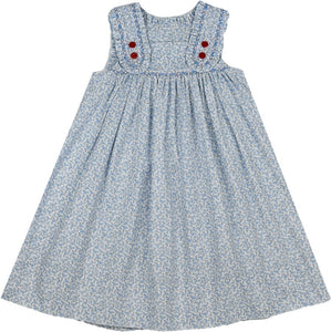 Frances Flap Dress Keep Blooming