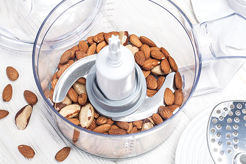 Making Your Own Almond Butter