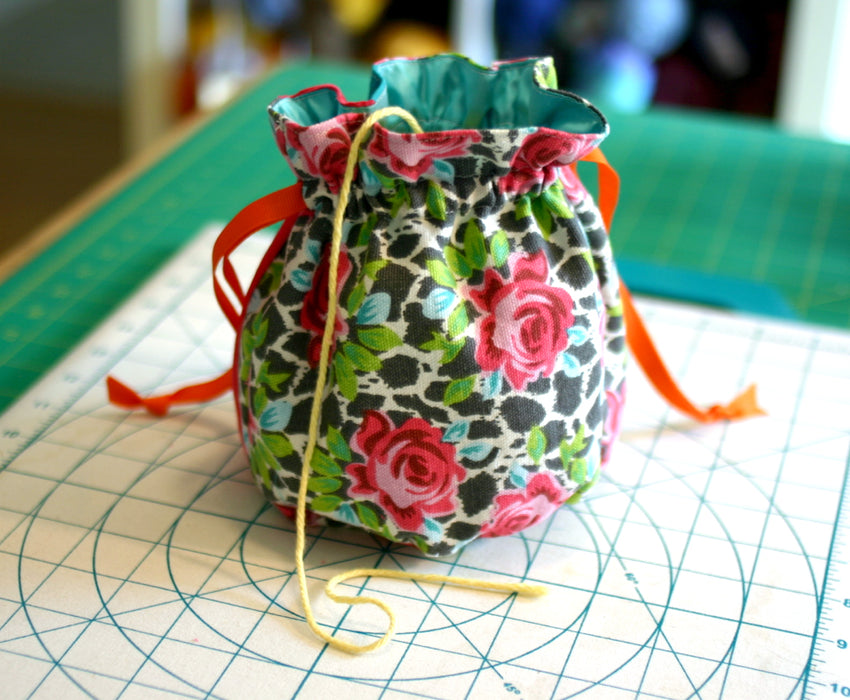 Yarn Bag Pattern
