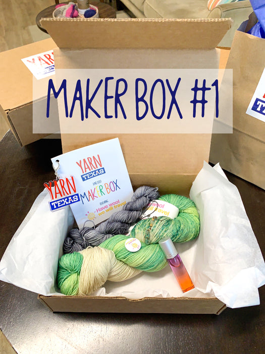 Maker Box No. 3