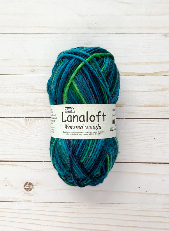 Brown Sheep Lanaloft Worsted
