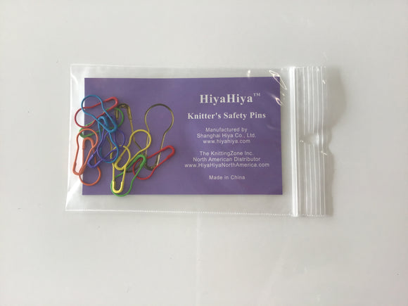 HiyaHiya Knitter's safety pins